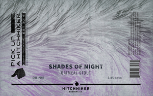 Shades of Night - Oatmeal Stout - 4-Pack